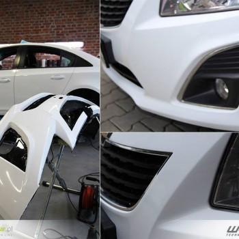 Zmiana koloru auta - Chevrolet