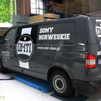 oklejanie reklamowe samochodów