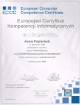 certyfikat-european-computer-competence-certificate