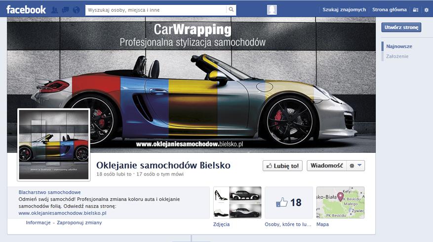 fanpage facebook