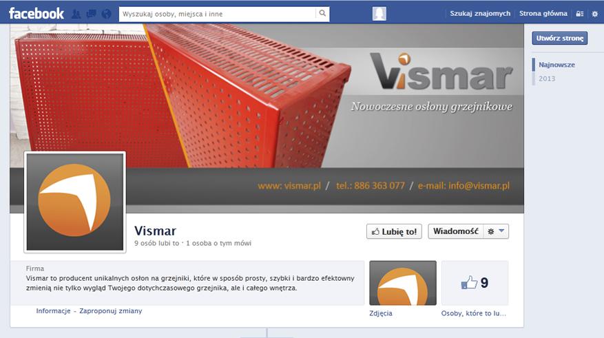 konto firmowe facebook zakładanie