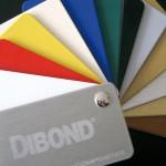 płyta dibond kolory