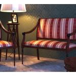 Komplet salonowy - render