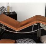Leżak - wizualizacja
