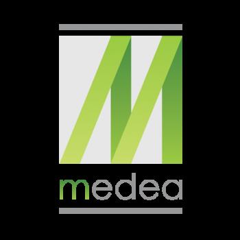 Projekt logotypu dla Medea