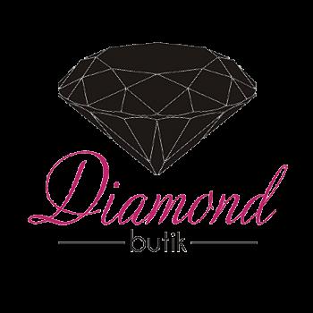 Projekt logotypu dla Diamond Butik
