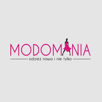 Projekt logotypu dla ModoMania
