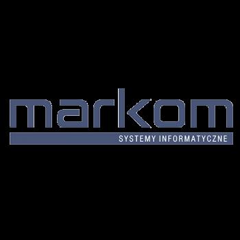 Projekt logotypu dla MAR-KOM