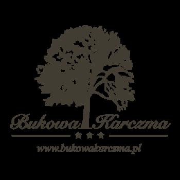 Projekt logotypu dla Bukowa Karczma