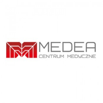 Projekt logotypu dla Centrum Medyczne MEDEA