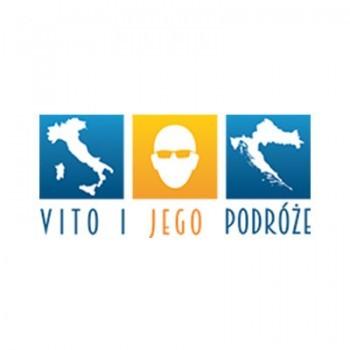 Projekt logotypu dla VITO I JEGO PODRÓŻE