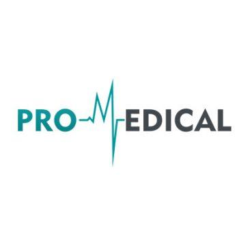 Projekt logotypu dla ProMedical