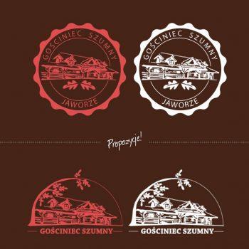 logo gosciniec szumny jaworze