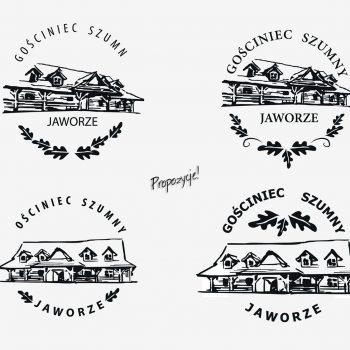 projekt logo gosciniec szumny jaworze