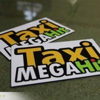 Magnesy na samochód dla Taxi