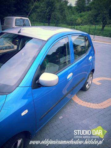 Stylizacja Hyundai i10