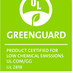 Certyfikat GREENGUARD GOLD Certification