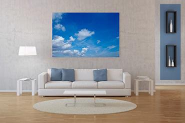 niebo obrazy na ścianę