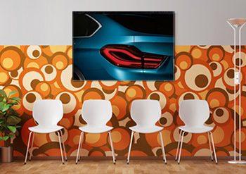 Obrazy na ścianę samochody