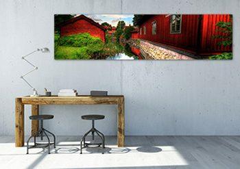Obrazy na ścianę widok