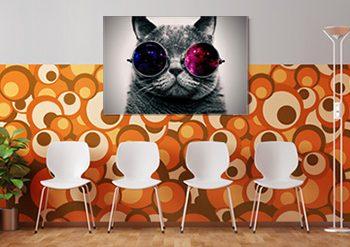 Zwierztęa obrazy na ścianę