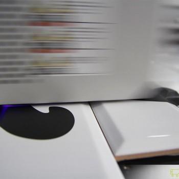 Druk UV na płytkach ceramicznych