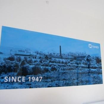 Płyta plexy 300 x 120cm - druk UV
