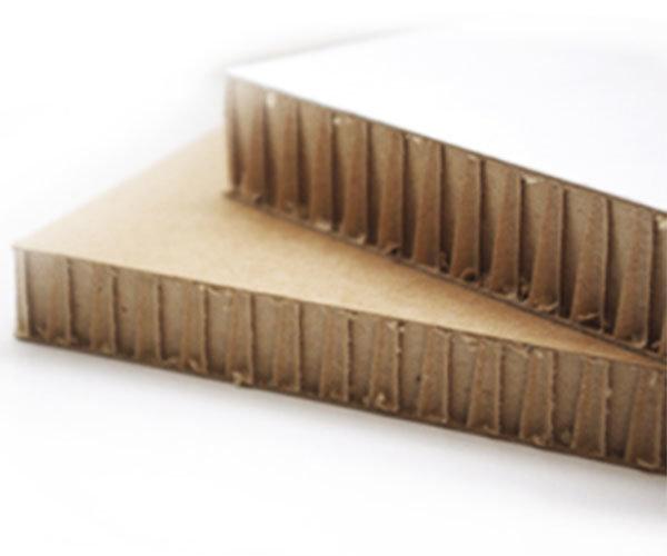 Płyty re-board plster miodu druk UV