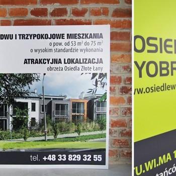 tablice reklamowe z pcv