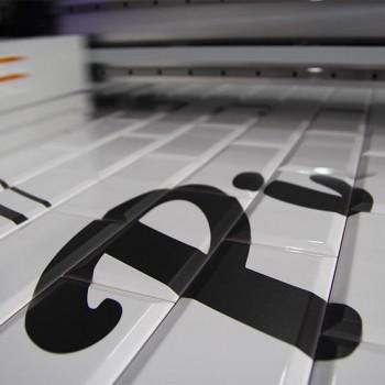 Nadruk na płytce ceramicznej 140x50cm