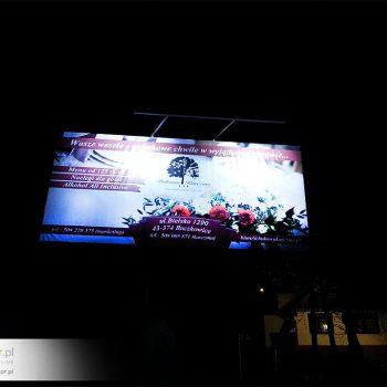 Billboardy i banery podświetlane