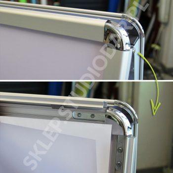 Potykacze aluminiowe OWZ