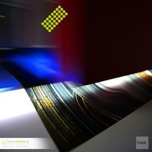 Klisze do podświetleń UV LED